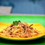 Spaghetti Pindang Pedas