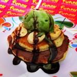 Green Nut Pancake